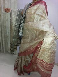 Tasar Saree