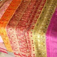 Traditional Paithani Tussar Silk Saree