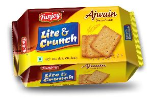 Ajwain Cracker Biscuits