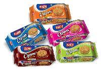 Elaichi Cream Biscuits