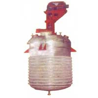 Stainless Steel Reactor Vessel