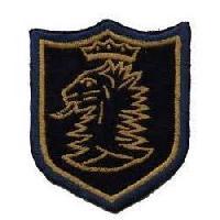 Woven School Badges