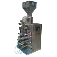 Fully Automatic Ss Covering Liquid, Machine