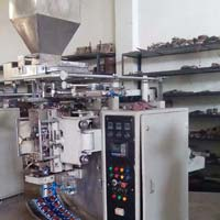 Fully Automatic Zipper Pouch Packaging Machine