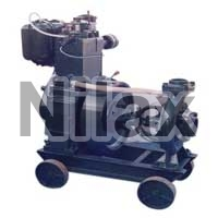 Water Cooled 3x3 Petter Type Diesel Engine