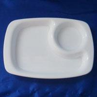 Acrylic Snack Plates