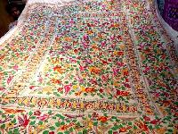 Silk Kantha Bed Covers