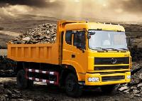 4X2 Diesel Dump Truck