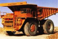 SF32601 Electric Drive Dump Truck