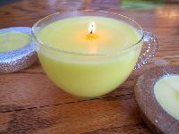 Paraffin Wax Candles