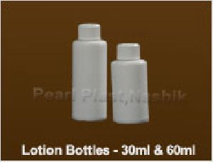 Lotion Bottles with Builting