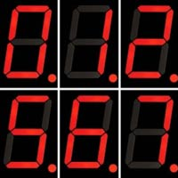 Displays, Electronic Meters