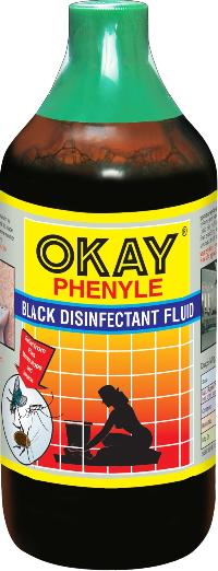 Okay Black Disinfectant Fluid
