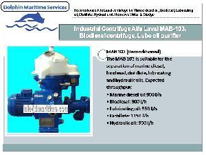 Centrifugal Oil Separator