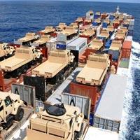 Arrange all Shipment Procedure