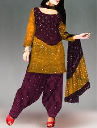 Bandhani Salwar Suits