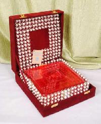 Crystal Decorative Dry Fruit Box