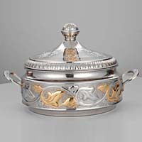 Brass Casserole