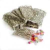 Leopard Print Design Paper Bags