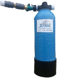 Mobile Soft Water Line Iron Filter