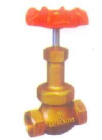 Bronze Union Bonnet Wheel Valve