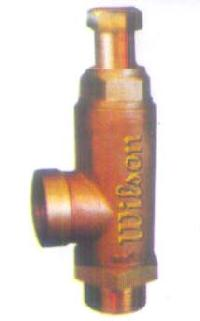 Spring Loaded Relief Valve (angle Type)