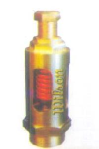Spring Loaded Relief Valve (straight Type)