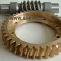 Worm & Worm Wheel Gear