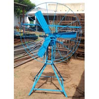 Hand Operated Paddy Winnowing Fan