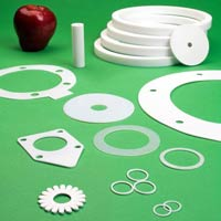 Ptfe Teflon Machined Components