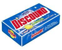 Blue Super Discound Detergent Cake