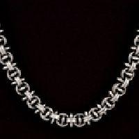Woven Circles Necklace