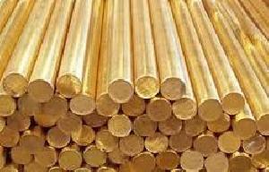 Phosphor Bronze Round Bars