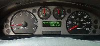 Automotive Dashboard Instruments