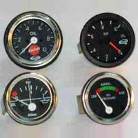 Mechanical Oil / Air Pressure Gauges