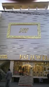 front facade in aluminium composite panels(ACP)