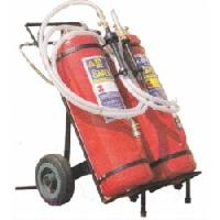 Mobile Foam Fire Extinguisher, Powder Fire Extinguisher