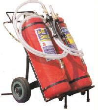 Mobile Foam & Powder Fire Extinguisher