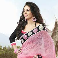 Bollywood Designer Simply Adorable Embroidered Saree