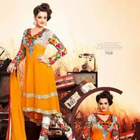 Embroidered Wedding Salwar Kameez