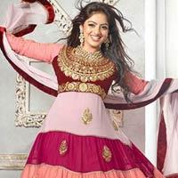 Multi Colour Traditional Salwar Kameez