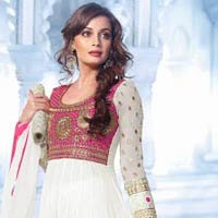 Designer Party Wear Long Anarkali Salwar Kameez