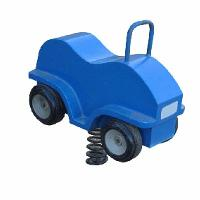 Spring Toy Car