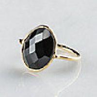 7 Adira Black Onyx Ring