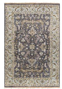 Hand Knotted Rug 2