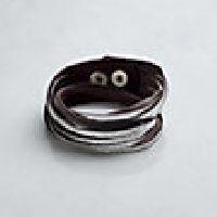 Naak Silver Wrap Bracelet