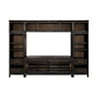 Tremont Large Wall Unit In Black