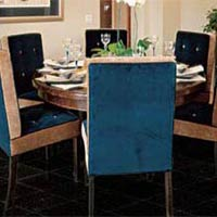 Black Granite Flooring Tiles