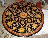 Decorative Marble Table Tops