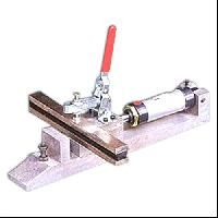 Mechanical Fabric Stretching Machine for Screen Printing